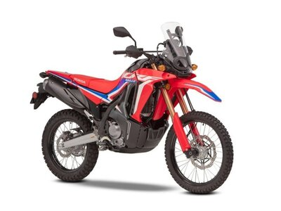 HONDA CRF 300L RALLY 2021
