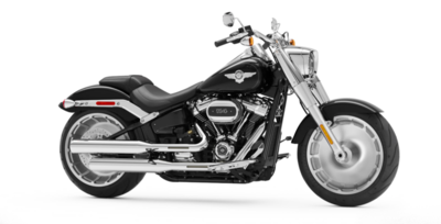 H-D FLFBS SOFTAIL FAT BOY 2021