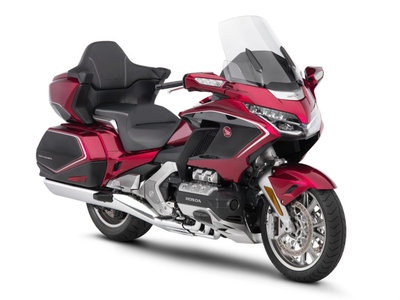 HONDA GOLDWING 1800 TOUR DCT 2020