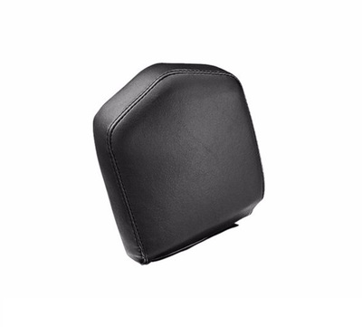 Smooth Top-Stitched Low Backrest Pad