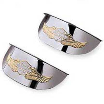 Eagle Wing Logo Collection Passing Lamp Visors
