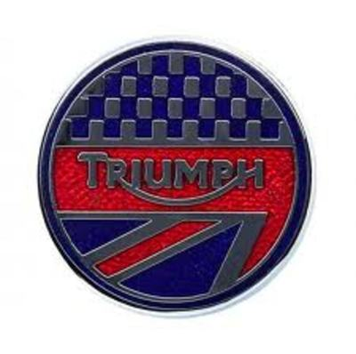 TRIUMPH SPORTS PIN BADGE