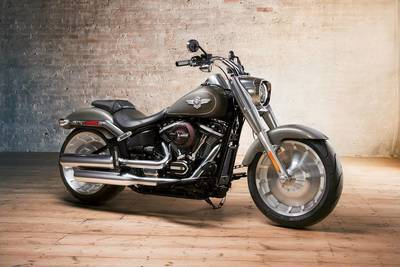 H-D FLFB SOFTAIL FAT BOY 2020