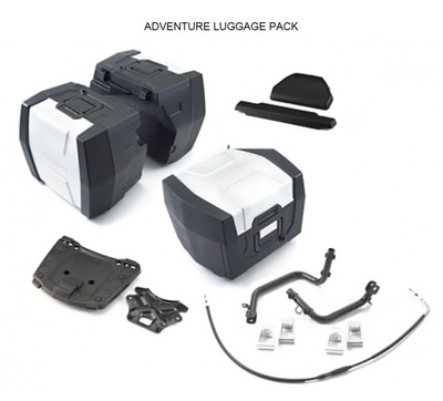 Adventure Luggage Pack