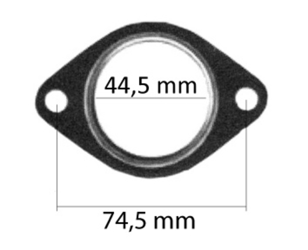 EXHAUST GASKET ARCTIC CAT
