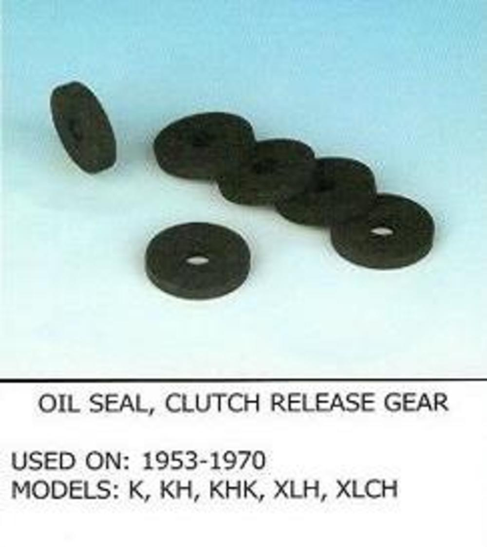 JAMES OIL SEAL, CLUTCH RELEASE ROD