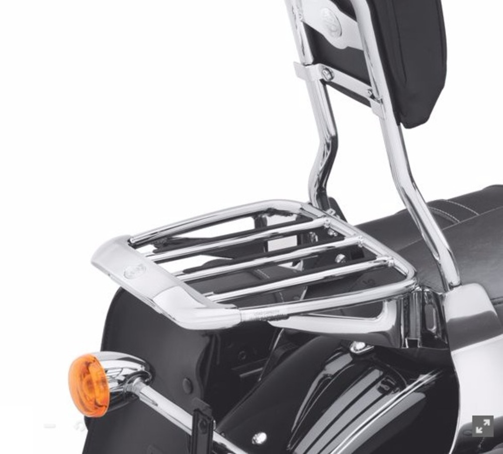 Air Foil Premium Luggage Rack